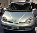 1997 Toyota Prius NHW10 at the Toyota Automobile Museum.jpg