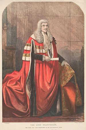 Robert Rolfe, 1st Baron Cranworth - Image: 1st Lord Cranworth