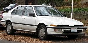 Honda Integra - Acura Integra five-door (US)