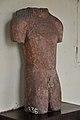 1st Jaina Tirthankara Rishabhanatha Torso - Circa 1st Century CE - ACCN 00-B-36 - Government Museum - Mathura 2013-02-23 4960.JPG