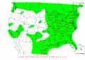 2002-10-26 24-hr Precipitation Map NOAA.png