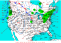 2003-01-04 Surface Weather Map NOAA.png