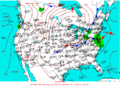 2003-06-19 Surface Weather Map NOAA.png