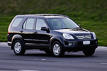 Honda CR-V Seconda Serie
