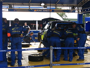 2007 Rally Finland friday 18.JPG
