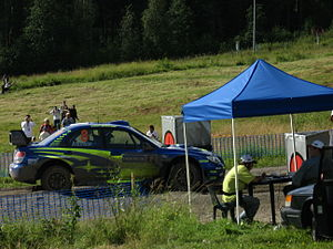 2007 Rally Finland shakedown 33.JPG