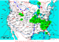 2008-01-17 Surface Weather Map NOAA.png
