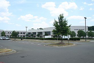 Hillside High School (Durham, North Carolina) - Image: 20080619 Hillside High School