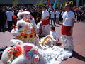 2008 Olympic Torch Relay in SF - Lion dance 58.JPG