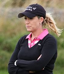 2009 Women's British Open – Cristie Kerr (2).jpg