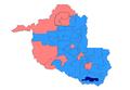2010 Brazilian presidential election results - Rondônia.PNG