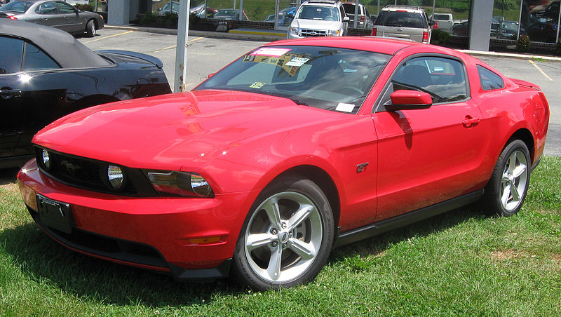 Ford Mustang 4.6 V8 GT ECU remap