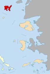 Lemnos Greece Map.Lemnos Wikipedia