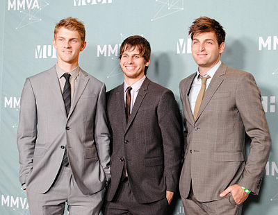 Picture of a band or musician: Foster The People