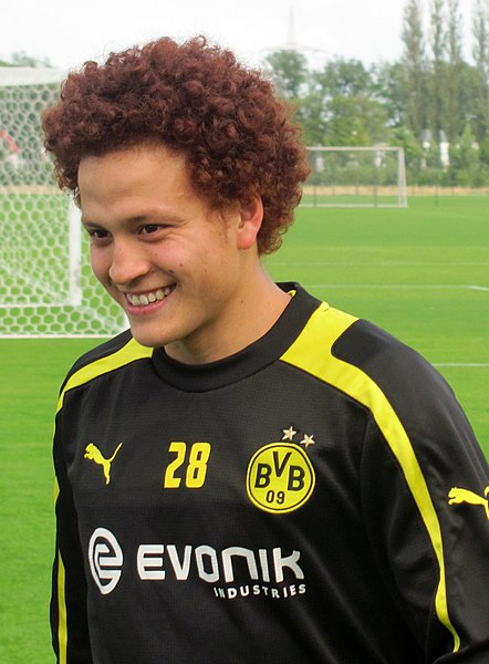 File:2012-07-19 013 Training Dortmund, Mustafa Amini.jpg