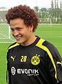 2012-07-19 013 Training Dortmund, Mustafa Amini.jpg