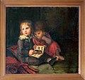 20120306220DR Waldenburg Schloß Bibliothek Gemälde 2 Kinder.jpg