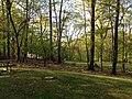 2013-05-06 17 43 09 Lenape Cabin viewed from Oak Cabin at YMCA Camp Bernie.jpg