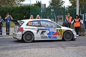 image illustrative de l'article Rallye de France-Alsace 2013