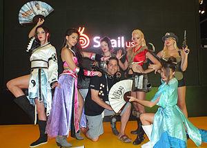 Age of Wushu - Promotion at E3 2012