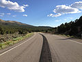 2014-08-09 17 47 29 View west along U.S. Routes 6 and 50 and north along U.S. Route 93 about 57.7 miles east of the Nye County line in White Pine County, Nevada.JPG
