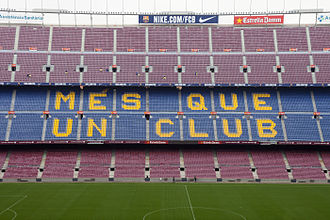 El Clásico - Camp Nou, home of FC Barcelona, hosted its first Clásico in 1958.