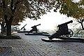 2014 Chernihiv Гармати з бастіонів Чернігівської фортеці Фото 1.jpg