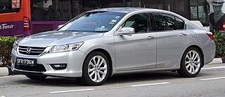 Honda Accord (ninth generation) Motor vehicle