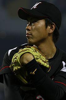 Ryō Miki Japanese baseball player