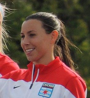 Vanessa DiBernardo American soccer player