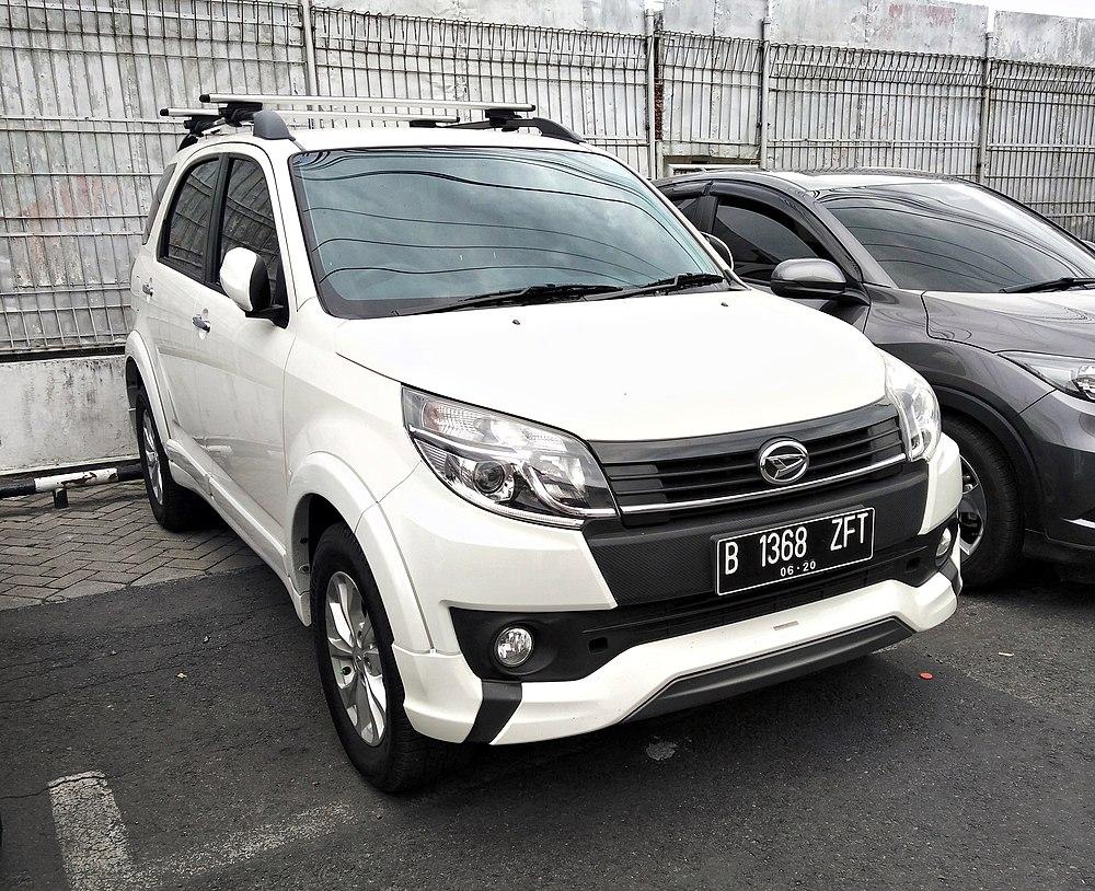Daihatsu Terios Eanswers Booking Fee New Agya Trd A T Giias 2018 15 R Long Wheelbase F700rg 2015 Facelift Indonesia