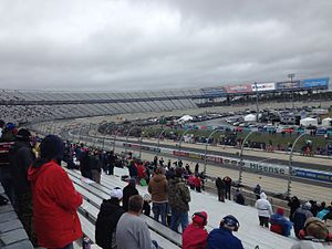 2015 NASCAR Xfinity Series - The Hisense 200 at Dover International Speedway in October