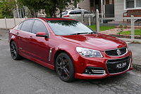 Holden Commodore (VF) - Wikipedia