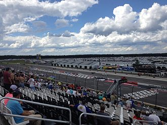 2015 ARCA Racing Series - The ModSpace 125 at Pocono Raceway in August