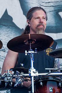 Chris Adler American drummer