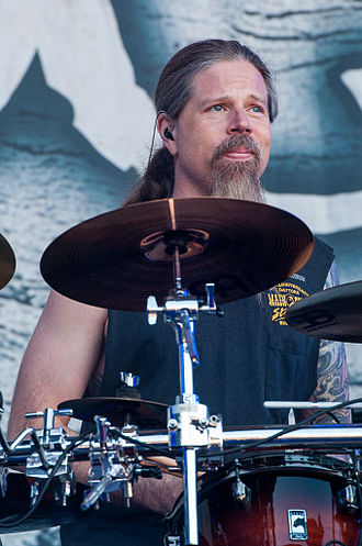 Lamb of God (band) - Chris Adler (2015)