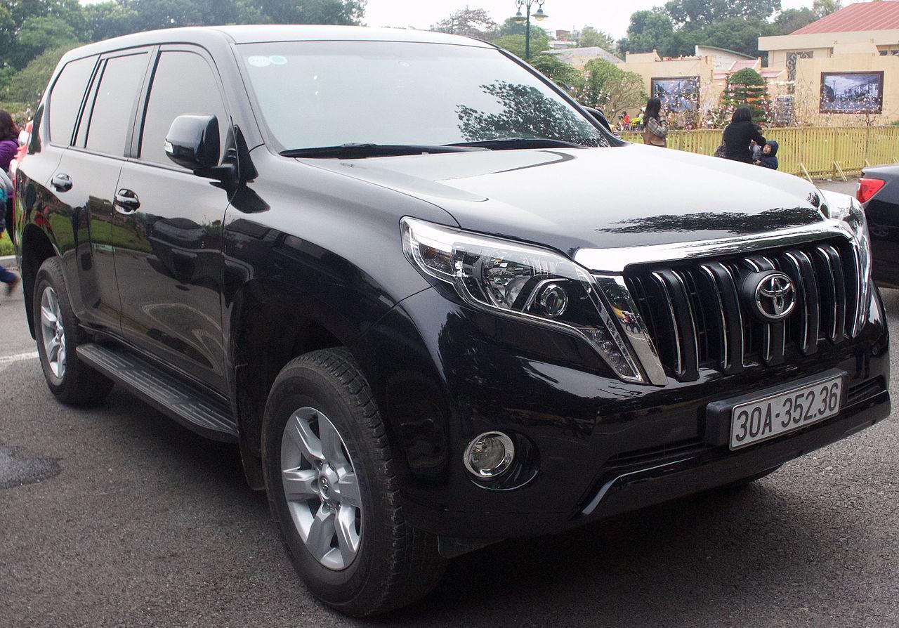File:2015 Toyota Land Cruiser Prado (TRJ150W) TX wagon (2016-01-01 ...