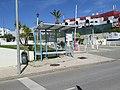 2017-03-07 Bus stop on Rua José Fontana, Albufeira.JPG