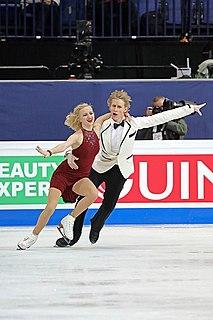 Andrey Nevskiy ice dancer