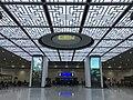 201812 Waiting Lobby of Qiandaohu Station.jpg