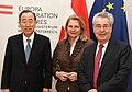 2018 Ban Ki-moon Karin Kneissl Heinz Fischer (27692412129).jpg