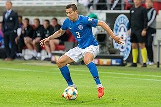 Artur Pikk Estonian footballer