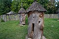 2019-07-15 Beehive, Museum of Folk Architecture and Ethnography in Pyrohiv.jpg
