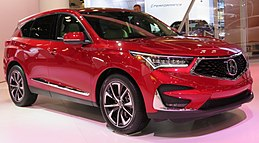 2019 Acura RDX A-Spec front red 4.2.18.jpg