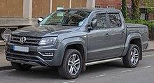 Volkswagen Amarok - Wikipedia