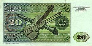 Bargeld der Deutschen Mark – Wikipedia