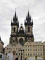 235 Staroměstské Náměstí, església de la Mare de Déu de Týn.jpg