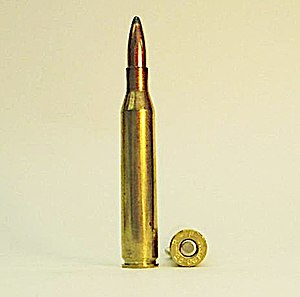 .25-06 Remington - Image: 25 06 Remington