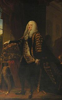 Henry Bathurst, 2nd Earl Bathurst British lawyer and politician; Lord Chancellor of Great Britain