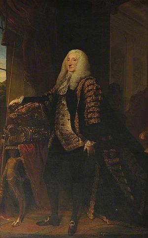 Henry Bathurst, 2nd Earl Bathurst - Image: 2nd Earl Bathurst